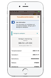 uppdatera swedbank app android