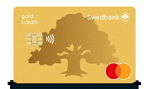 swedbank nytt kort
